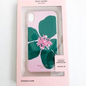 Kate Spade Jeweled Grand Flora iPhone Case
